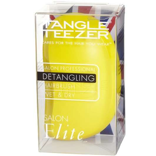 Tangle Teezer Lemon Sherbet Limited Edition