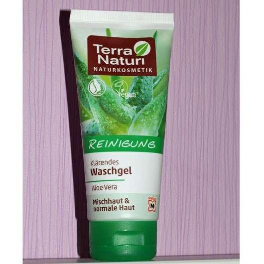 Terra Naturi Reinigung Klärendes Waschgel Aloe Vera