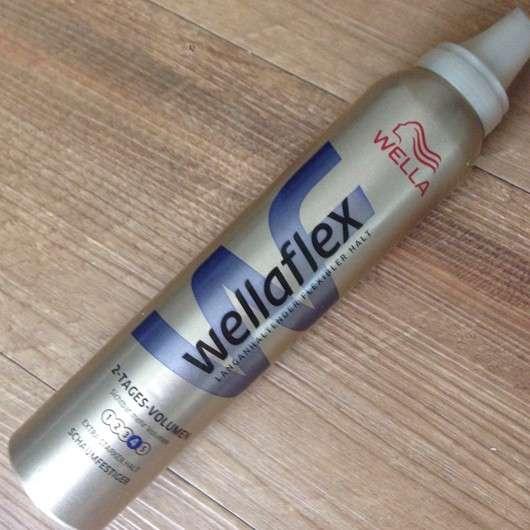 wellaflex 2-Tages-Volumen Schaumfestiger (extra starker Halt)