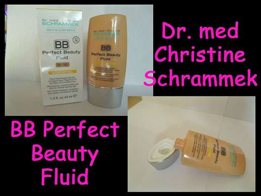 Dr. med. Christine Schrammek BB Perfect Beauty Fluid, Farbe: Beige
