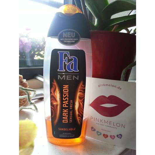 Fa Men Dark Passion Sandelholz Duschgel