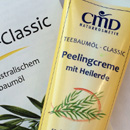 CMD Naturkosmetik Teebaumöl Peelingcreme mit Heilerde