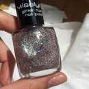 Misslyn glitter flash nail polish, Farbe: 711 forever young (LE)