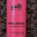 p2 Extra Strong Nail Polish Remover