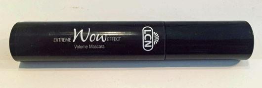 LCN Extreme WOW Effect Volume Mascara, Farbe: Schwarz