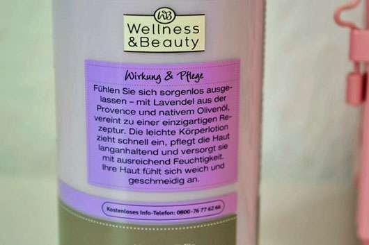 test body pflege wellness beauty k rperlotion. Black Bedroom Furniture Sets. Home Design Ideas