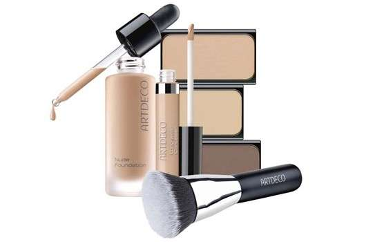 ARTDECO Latest Trends in Make-up – Make-up Layering