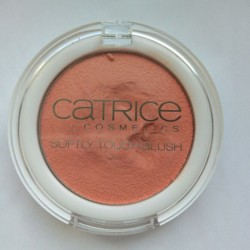 Produktbild zu Catrice Softly Touch Blush – Farbe: C01 Mashed Peach (LE)