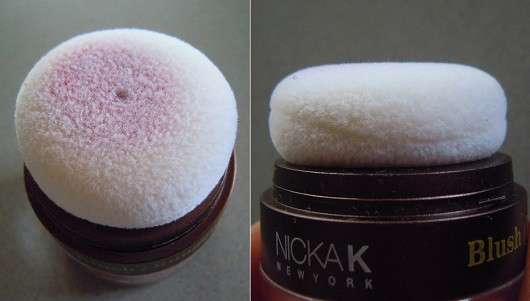 NICKA K NEW YORK Colorluxe Powder Blush, Farbe: NY065 Romantic