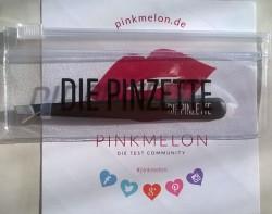 Produktbild zu DIE PINZETTE PREMIUM PINZETTE – Farbe: Schwarz