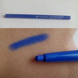 Produktbild zu Yves Rocher Couleurs Nature Wasserfester Augenkonturen-Stift – Farbe: kornblumen blau