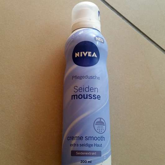 NIVEA Seiden-Mousse Creme Smooth Pflegedusche