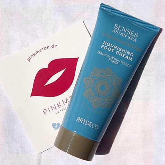 ARTDECO SENSES ASIAN SPA Skin Purity Nourishing Foot Cream