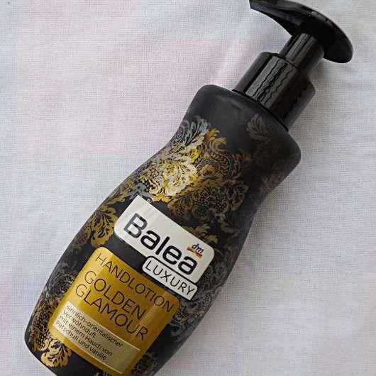 Balea Luxury Handlotion Golden Glamour (LE)