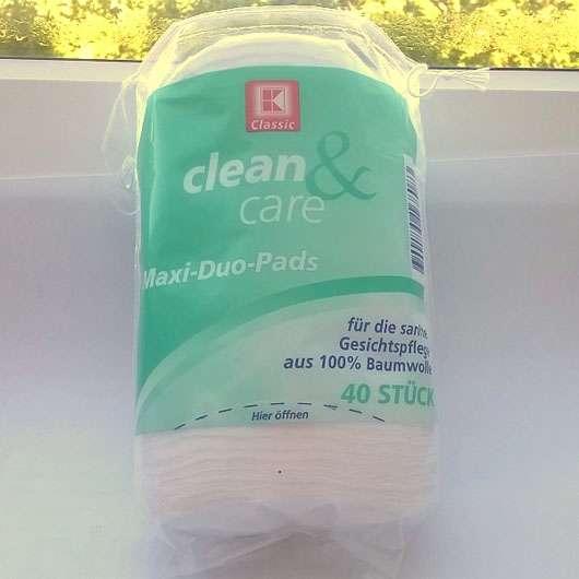K Classic Clean & Care Maxi-Duo-Pads