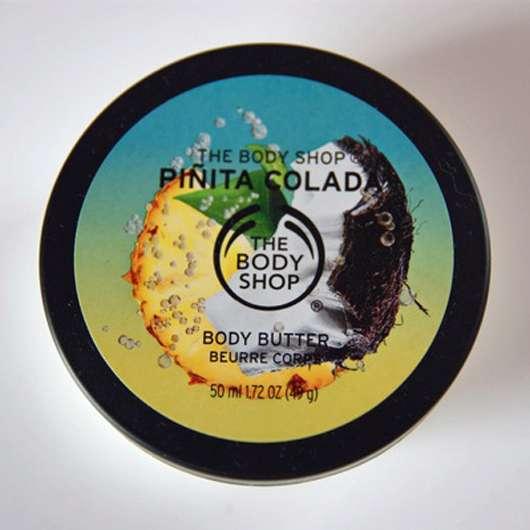 The Body Shop Piñita Colada Body Butter