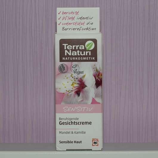 Terra Naturi Sensitiv Beruhigende Gesichtscreme Mandel & Kamille (sensible Haut)