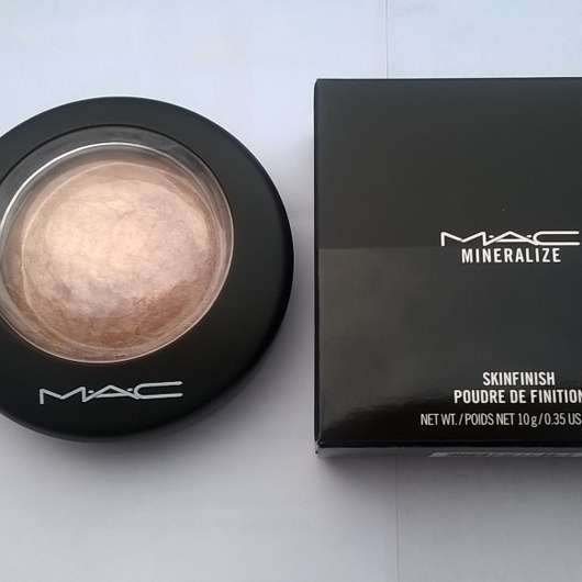 M·A·C Mineralize Skinfinish, Farbe: Soft & Gentle