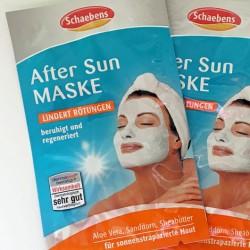 Produktbild zu Schaebens After Sun Maske