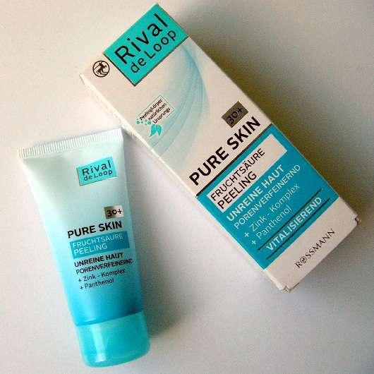 Rival de Loop Pure Skin Fruchtsäure-Peeling