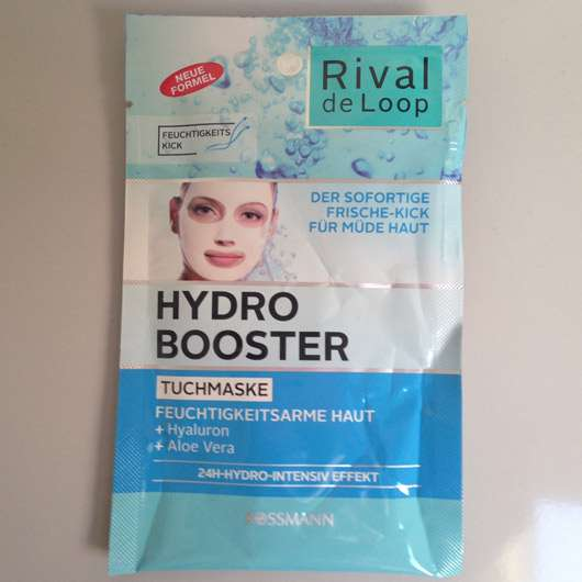 Rival de Loop Hydro Booster Tuchmaske