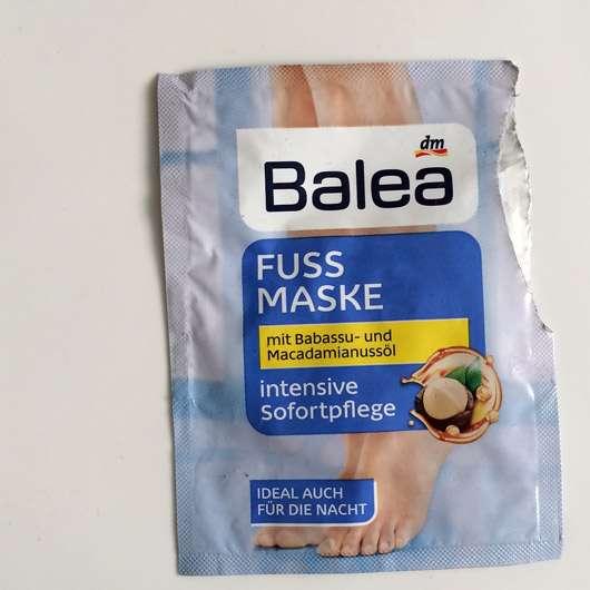 Balea Fußmaske