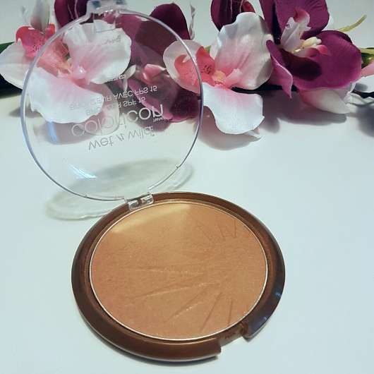 wet n wild Color Icon Bronzer, Farbe: E739 Ticket To Brazil