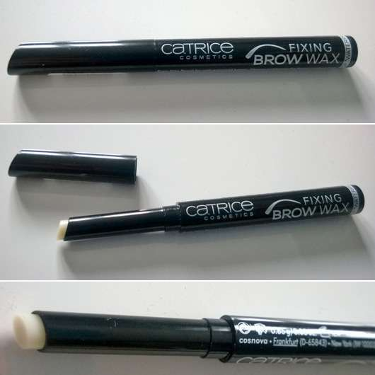 Catrice Fixing Brow Wax, Farbe: 010 Fix It. Love It. Need It.