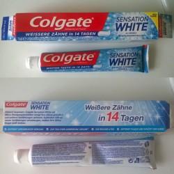 Produktbild zu Colgate Sensation White Zahncreme