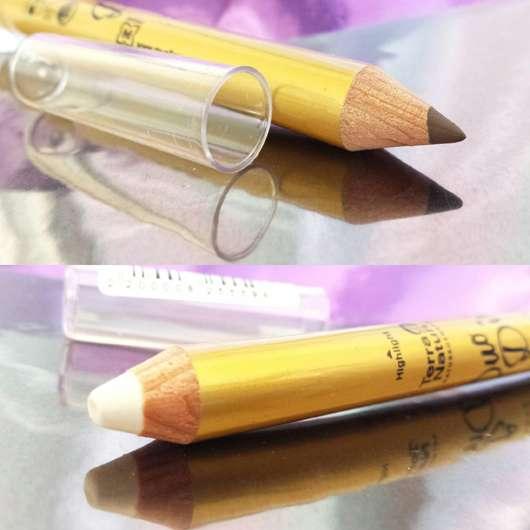 Terra Naturi Duo Diva Highlight & Eyebrow Stift (LE)