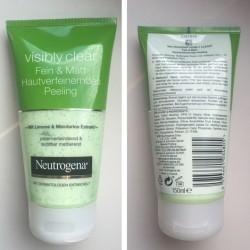 Produktbild zu Neutrogena Visibly Clear Fein & Matt Hautverfeinerndes Peeling