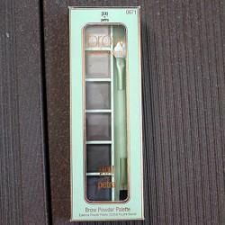 Produktbild zu Pixi Brow Powder Palette