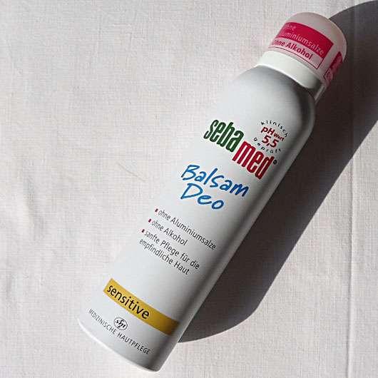 sebamed Balsam Deo Sensitive Aerosol