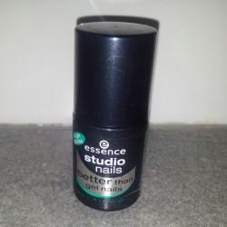 Produktbild zu essence studio nails better than gel nails top sealer high gloss