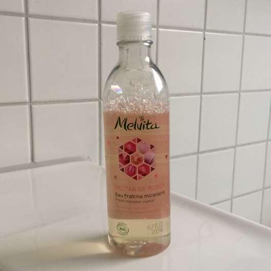 Melvita Nectar De Rose Mizellar Reinigungswasser