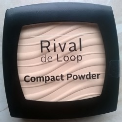 Produktbild zu Rival de Loop Compact Powder – Farbe: 01 natural