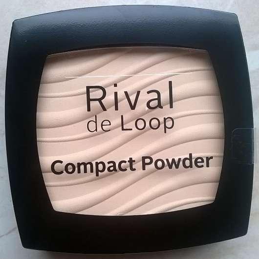 Rival de Loop Compact Powder, Farbe: 01 natural