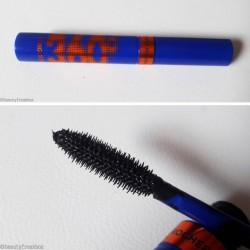 Produktbild zu Yves Rocher Couleurs Nature Wimperndefinierende Mascara 360° – Farbe: Schwarz