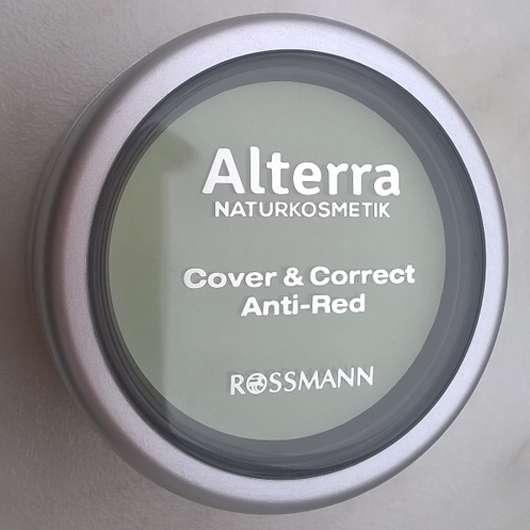 Alterra Cover & Correct Anti-Red, Farbe: 01 Green