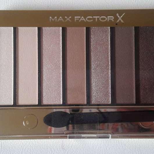 Max Factor Masterpiece Nude Palette, Farbe: 01 Cappuccino Nudes (LE)