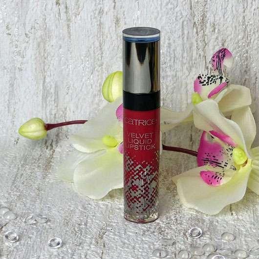 Catrice Retrospective Velvet Liquid Lipstick, Farbe: C01 Return To REDtro (LE)