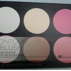 Produktbild zu bh cosmetics Contour & Blush 6 Color Palette – Farbe: 1