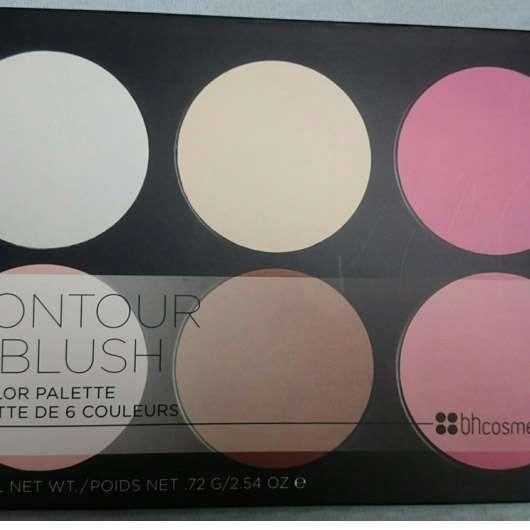 bhcosmetics Contour & Blush 6 Color Palette, Farbe: 1