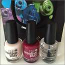 CND Creative Play Nail Lacquer, Farbe: Currantly Single
