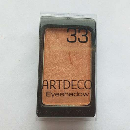 Artdeco Eyeshadow, Farbe: 33 natural orange (Pearl)
