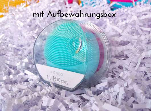 FOREO LUNA PLAY, Farbe: Mint