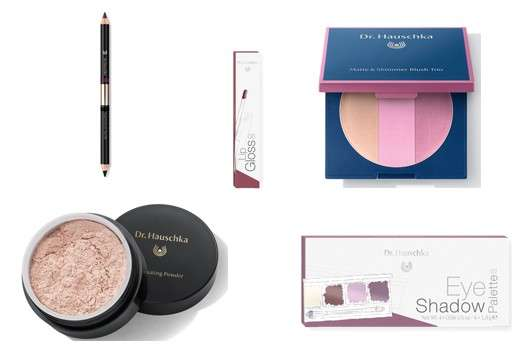 "Dr. Hauschka Make-up Look ""Welcome back"""