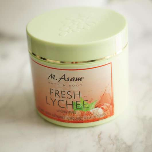 M. Asam Fresh Lychee Körperpeeling (LE)