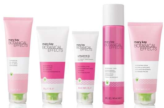 Mary Kay® Botanical Effects® Hautpflegeserie