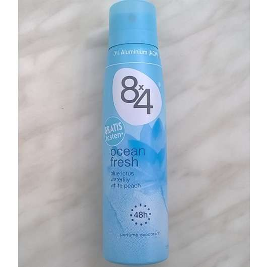 8×4 Ocean Fresh Deospray